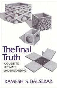 Final Truth by Ramesh Balsekar