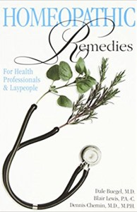 Homeopathic Remedies for Health Professionals