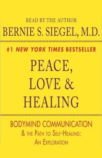 Peace Love Healing by Bernie Siegel
