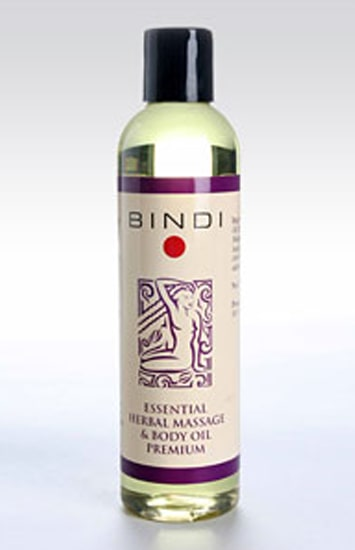 Premium Massage Oil