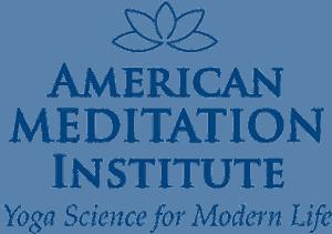 American Meditation Institute Logo vert