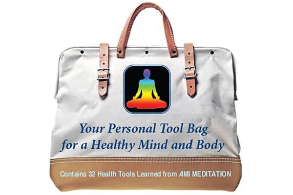 AMI MEDITATION Tool Bag