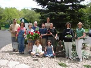 AMI Garden Day