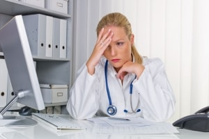 Physician Burnout Crisis Epidemic Grows