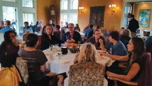CME Conference  2017 Dining Room