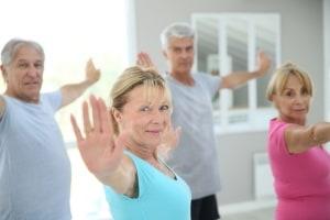 Yoga for 50 Plus Original