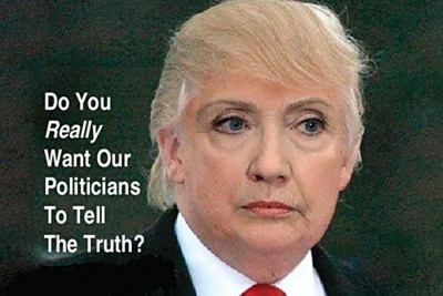 Truth Trump Clinton