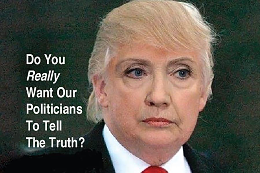 Truth Trump Clinton