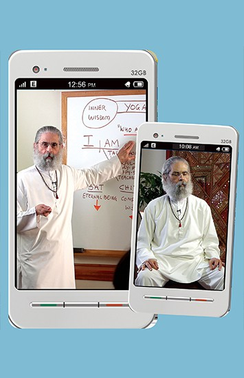 online meditation video course