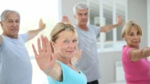 Yoga for 50 Plus AMI