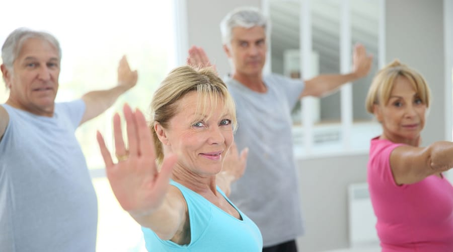 Yoga for 50 Plus AMI