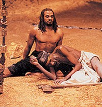Mahabharata exile