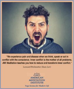 Inner Conflict Anger Digital