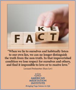 Fact Fake Thought