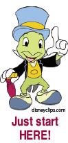 Jiminy Cricket Start Here