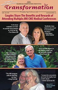 April Transformation American Meditation Institute
