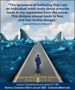 Fear and Danger Man walking bridge