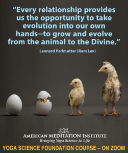 Evolution Thought of the Week