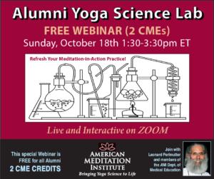 Alumni Yoga Science Lab American Meditation Institute