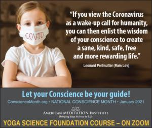 Coronavirus Wake up Call NCM