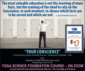 Most Valuable Education Your Conscience