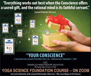 Sacred Gift Your Conscience