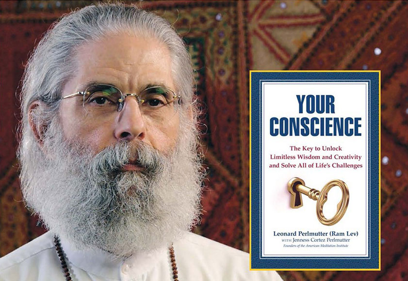 Leonard Perlmutter YC cover