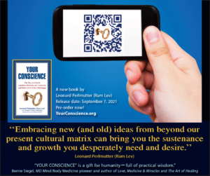 QR Code Your Conscience