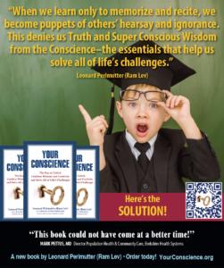 Boy in Cap Truth False Your Conscience Digital