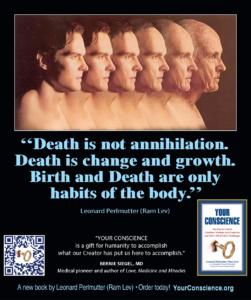 Death Life Your Conscience Digital